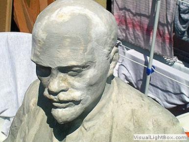 Lenin-fej