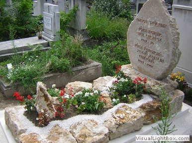 Egyszemélyes sírkövek